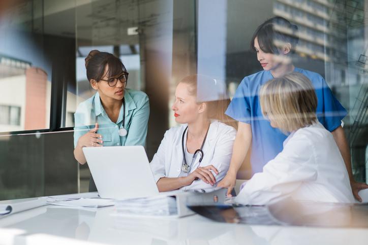 Nurses/midwives turn healthcare around…